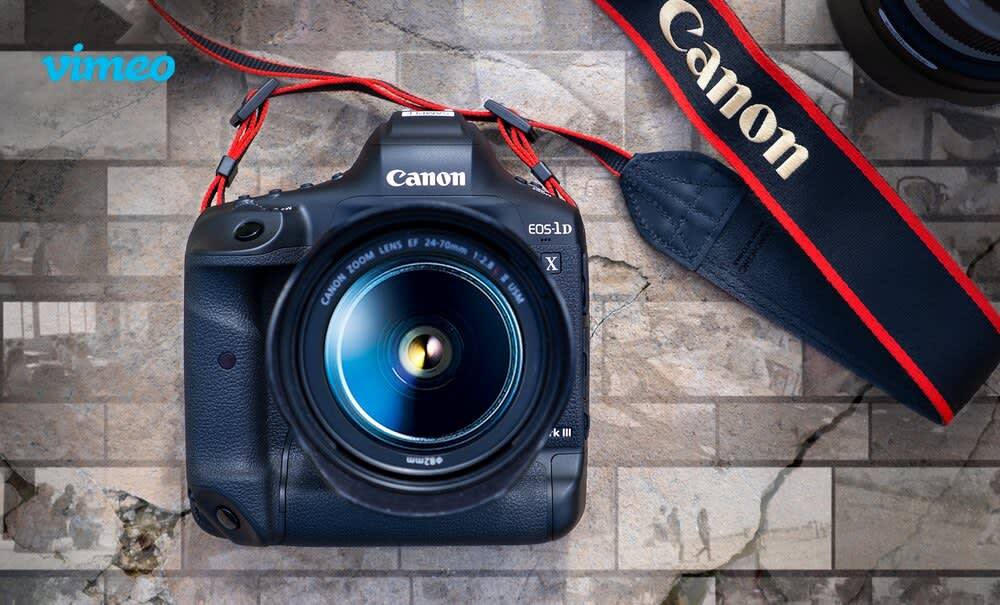 CANON 'Story Beyond The Still'