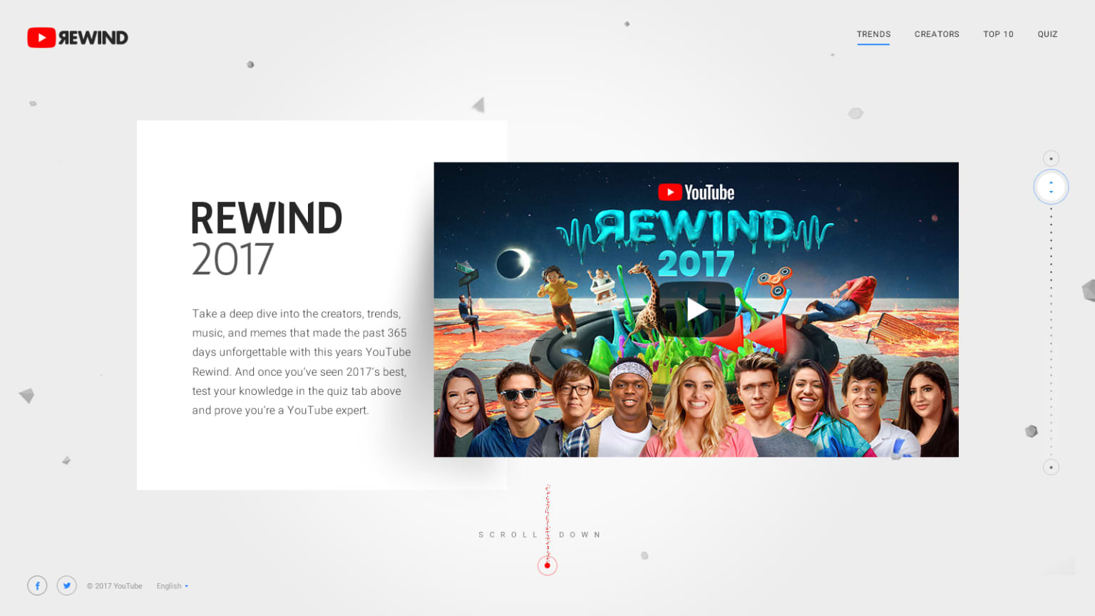 Rewind 2017 - YouTube