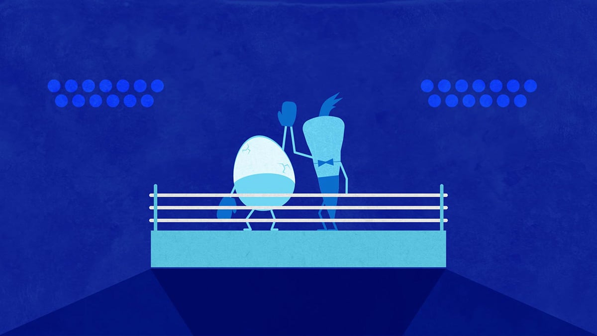 Weight Watchers Short Form Animations Reel