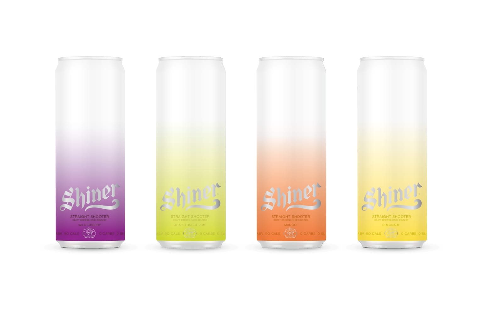 Shiner Beer Craft Seltzer Packaging