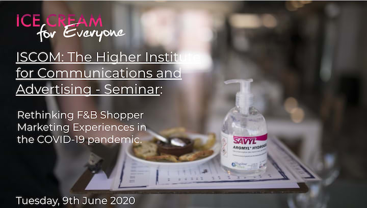 2020 F&B Marketing Trends for ISCOM Students