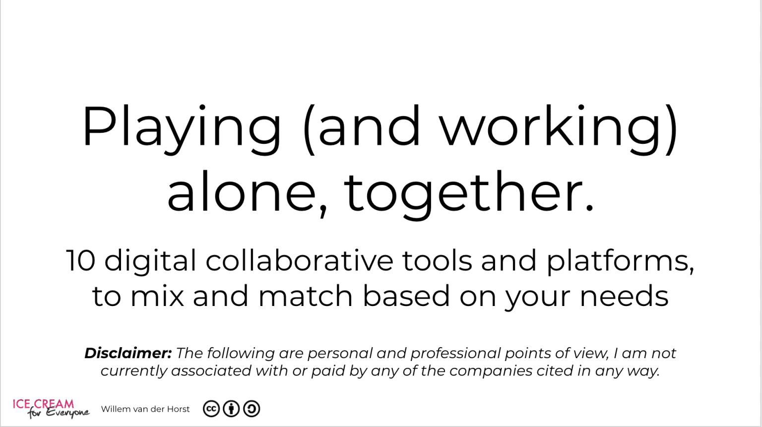 10 Digital Collaboration Tools