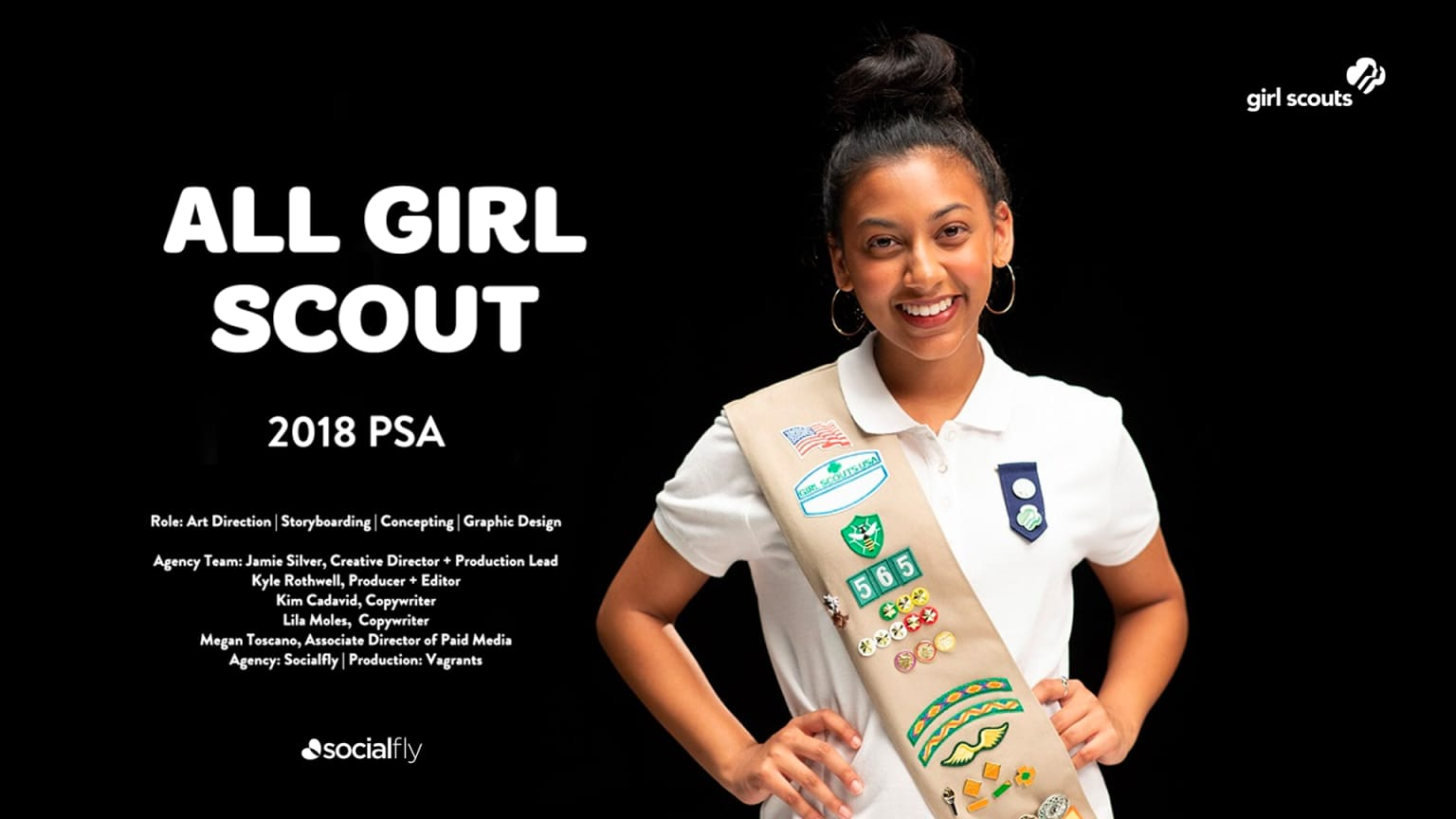 All Girl Scout - PSA
