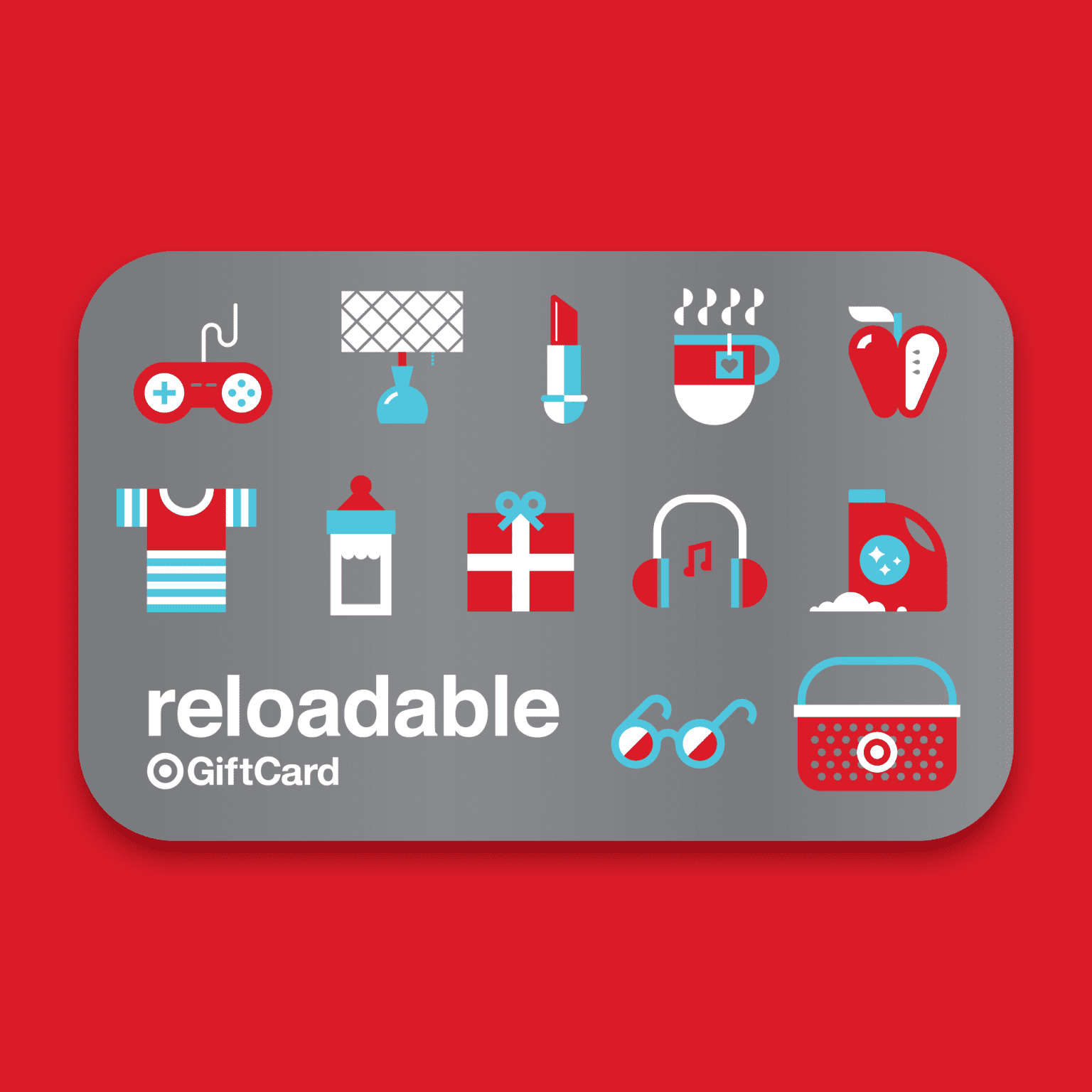 Target Reloadable GiftCard