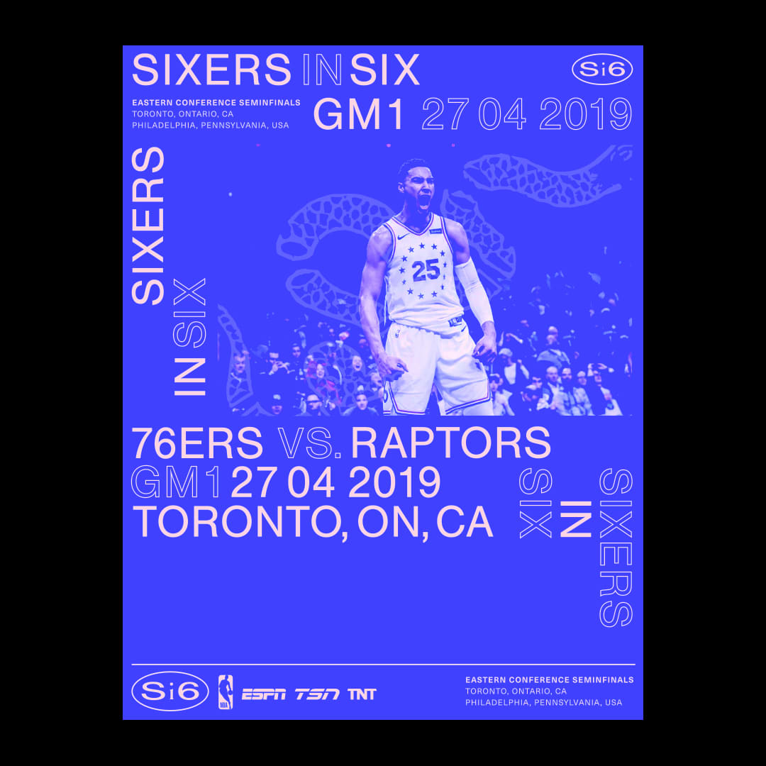 Sixers in Six