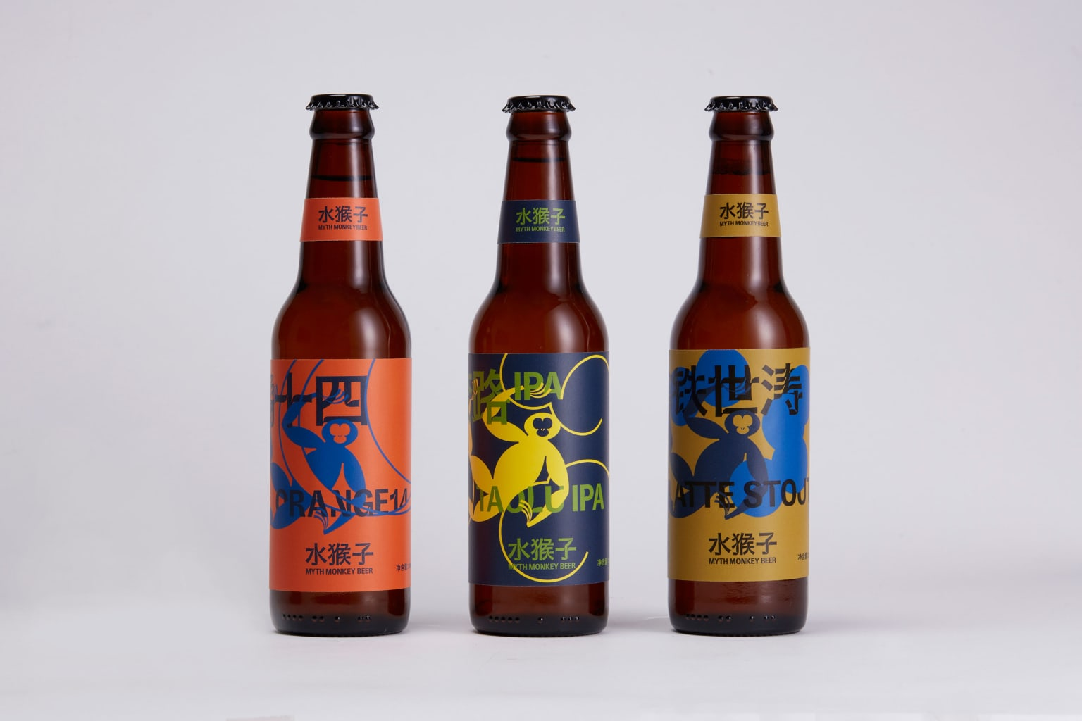Rebranding a local Chinese beer brand