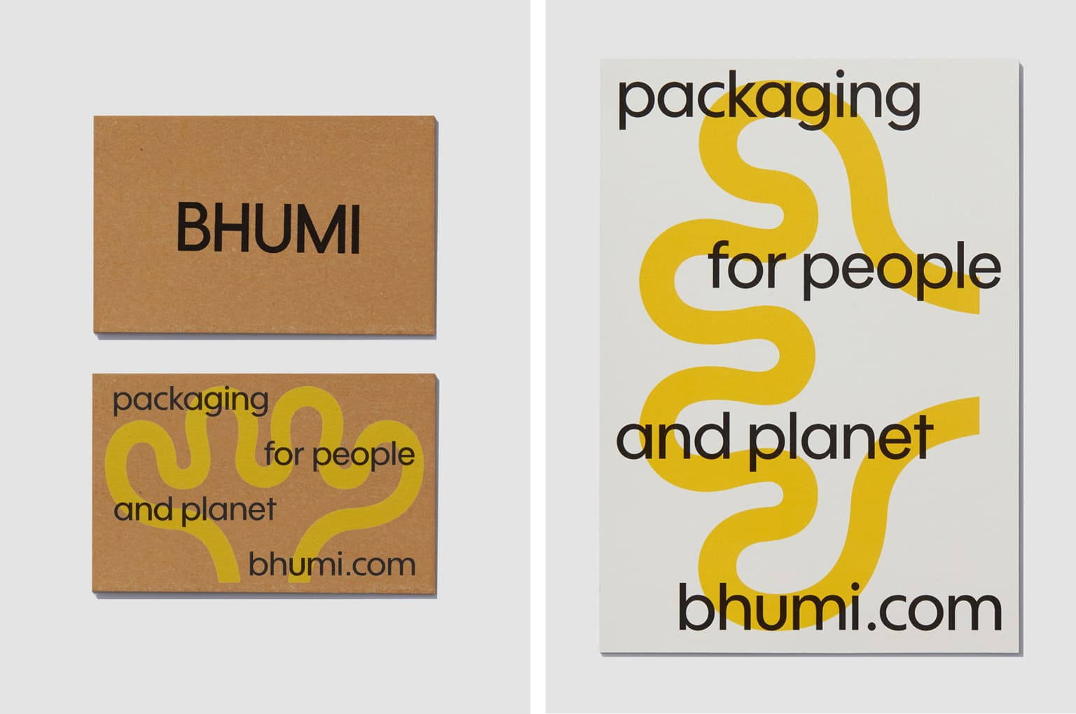A brand for people and planet