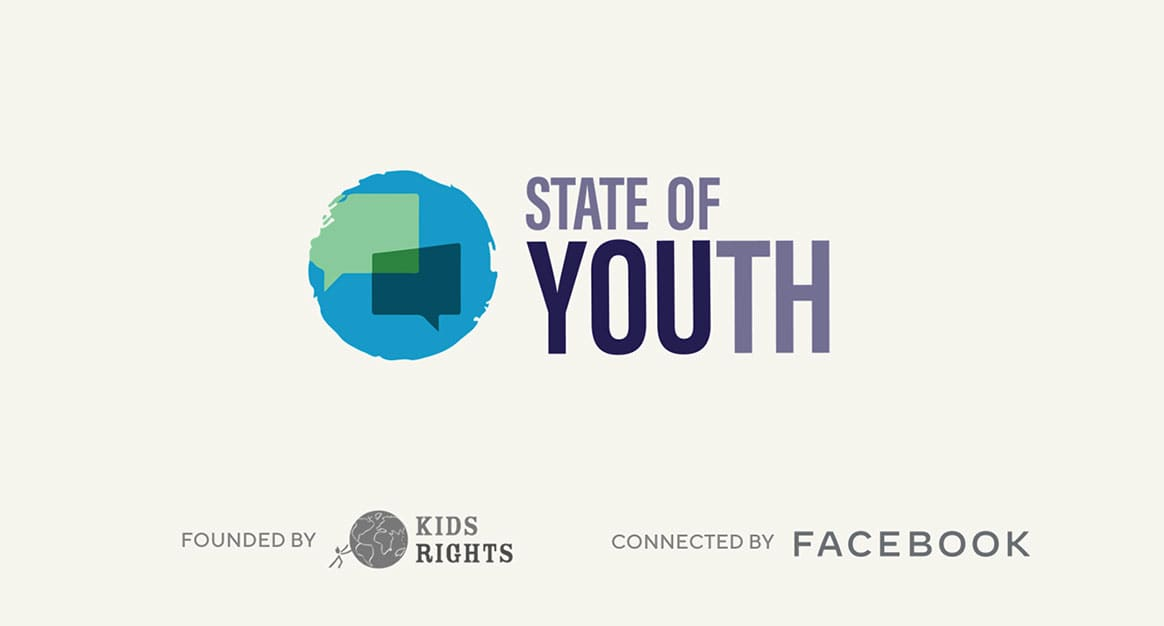 State of Youth by KidsRights | Facebook