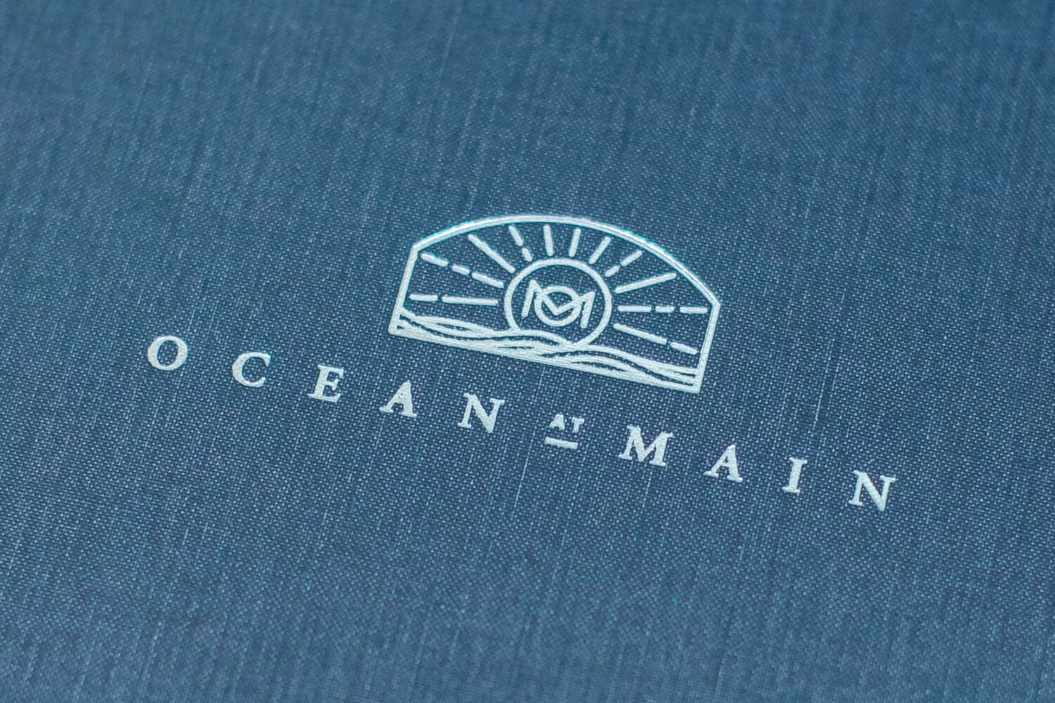 Ocean at Main Logo