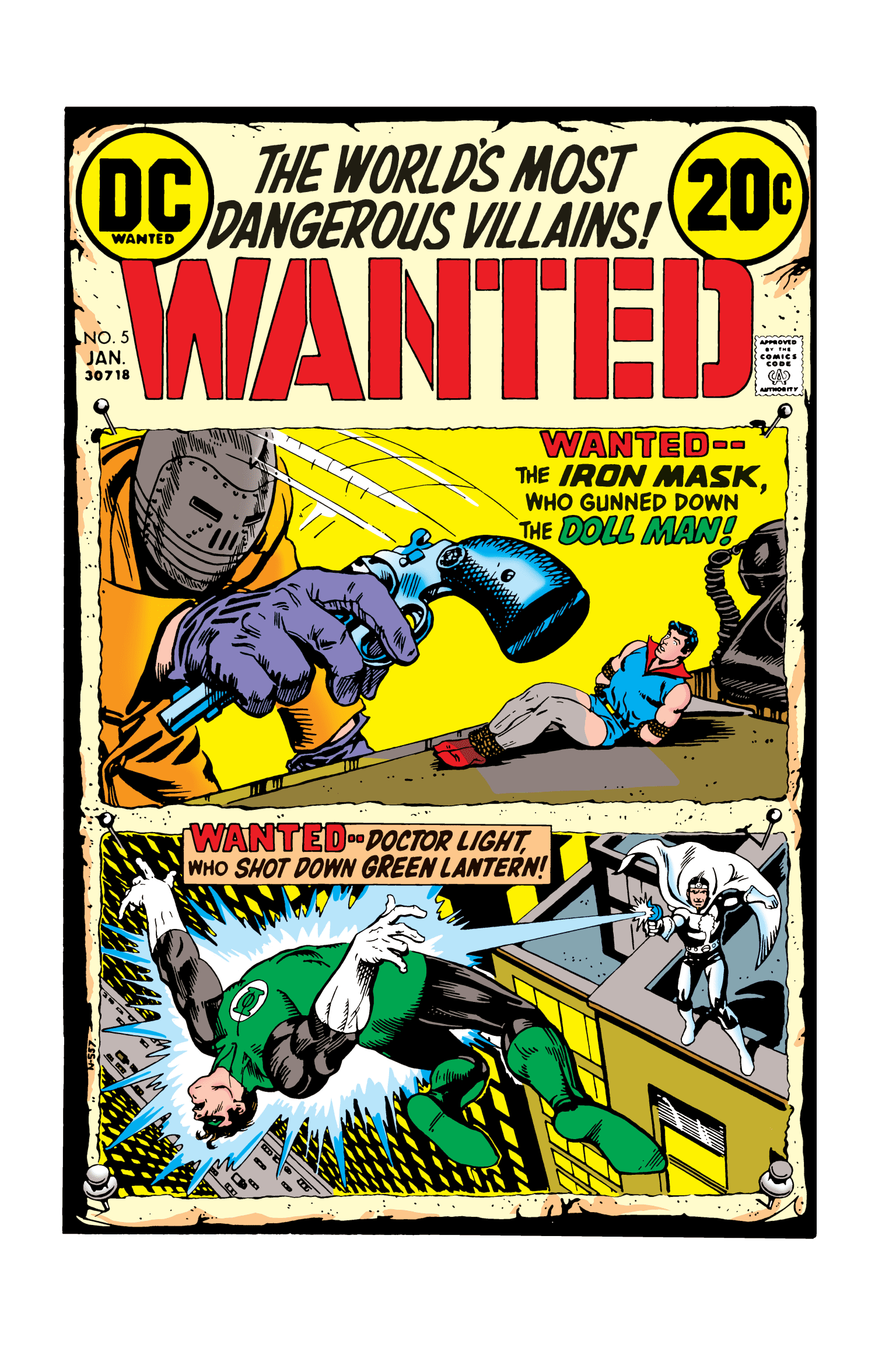 DC's Most Wanted