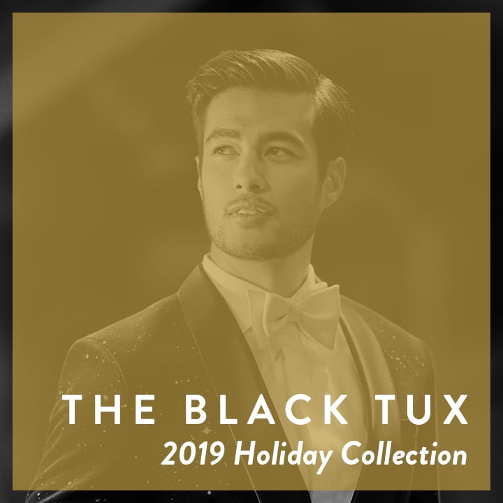 The Black Tux   2019 Holiday Campaign