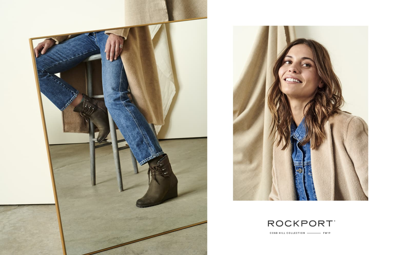 Rockport: FW19 & SS20 Campaigns