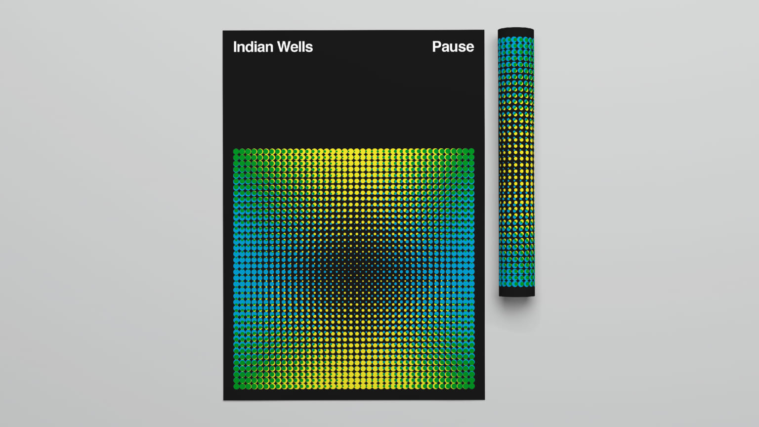 Indian Wells – Pause
