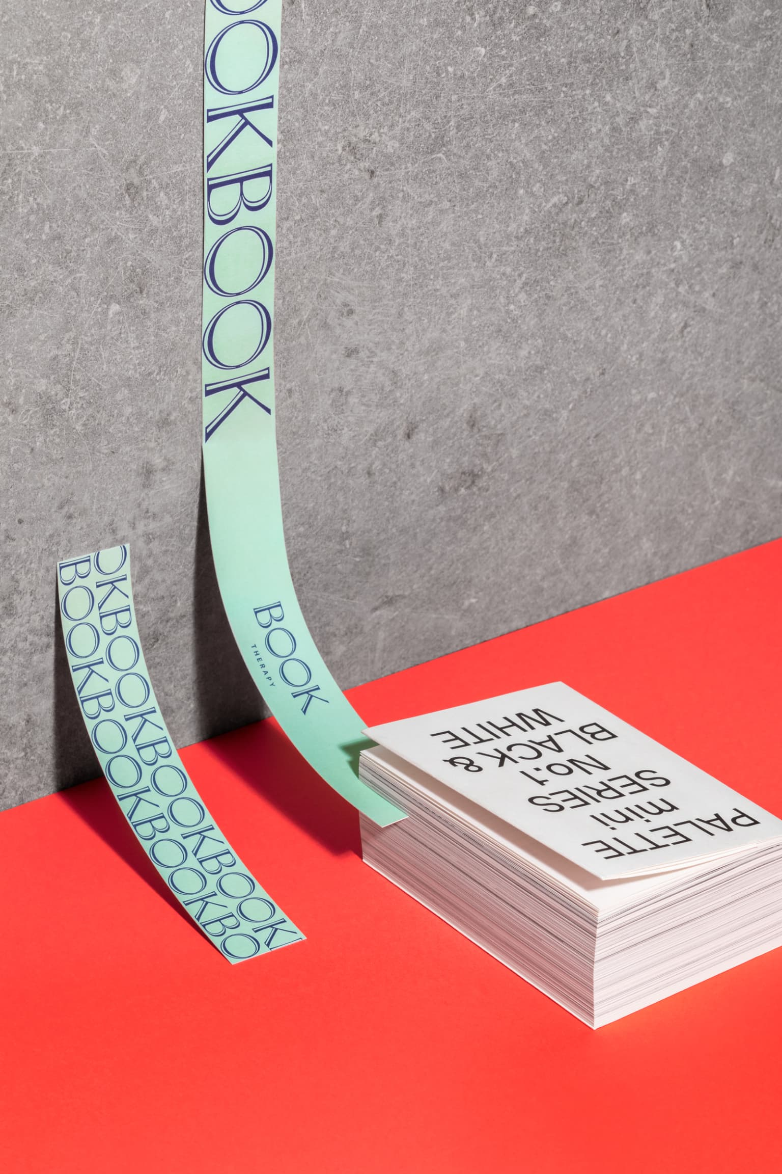 Book Therapy Branding