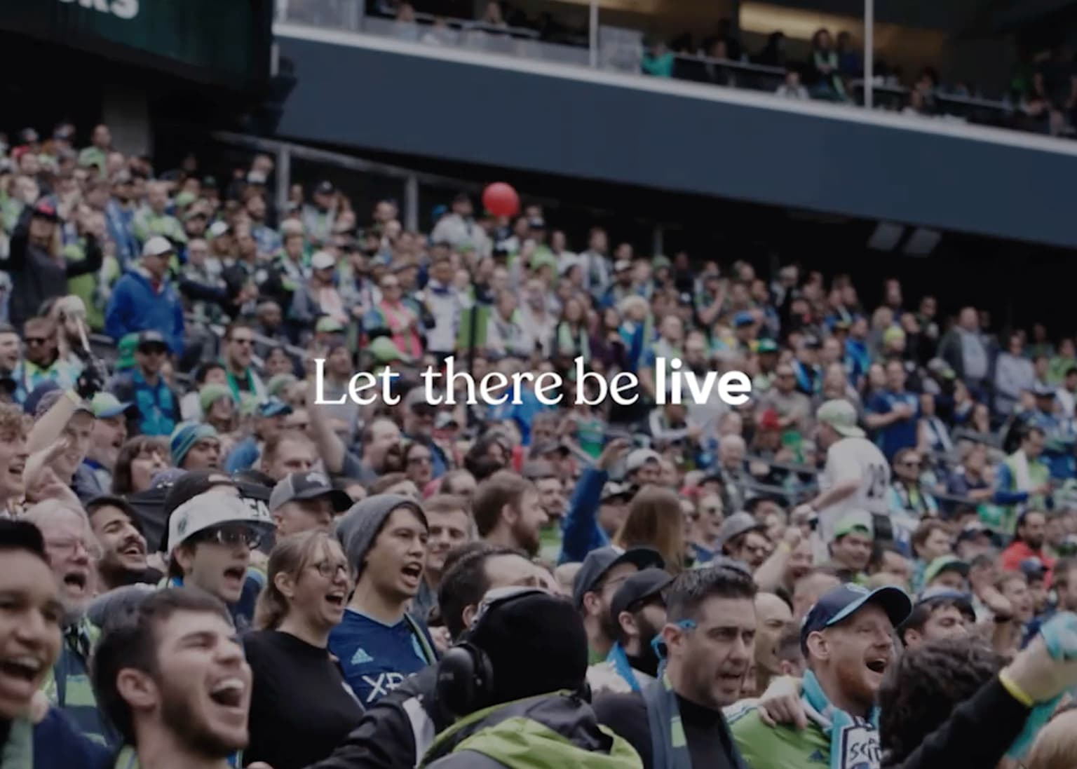 SeatGeek | Let There Be Live