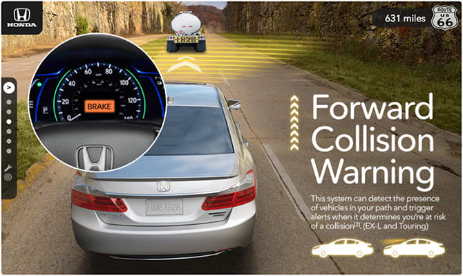 """Accord Hybrid """"Route 66"""""""