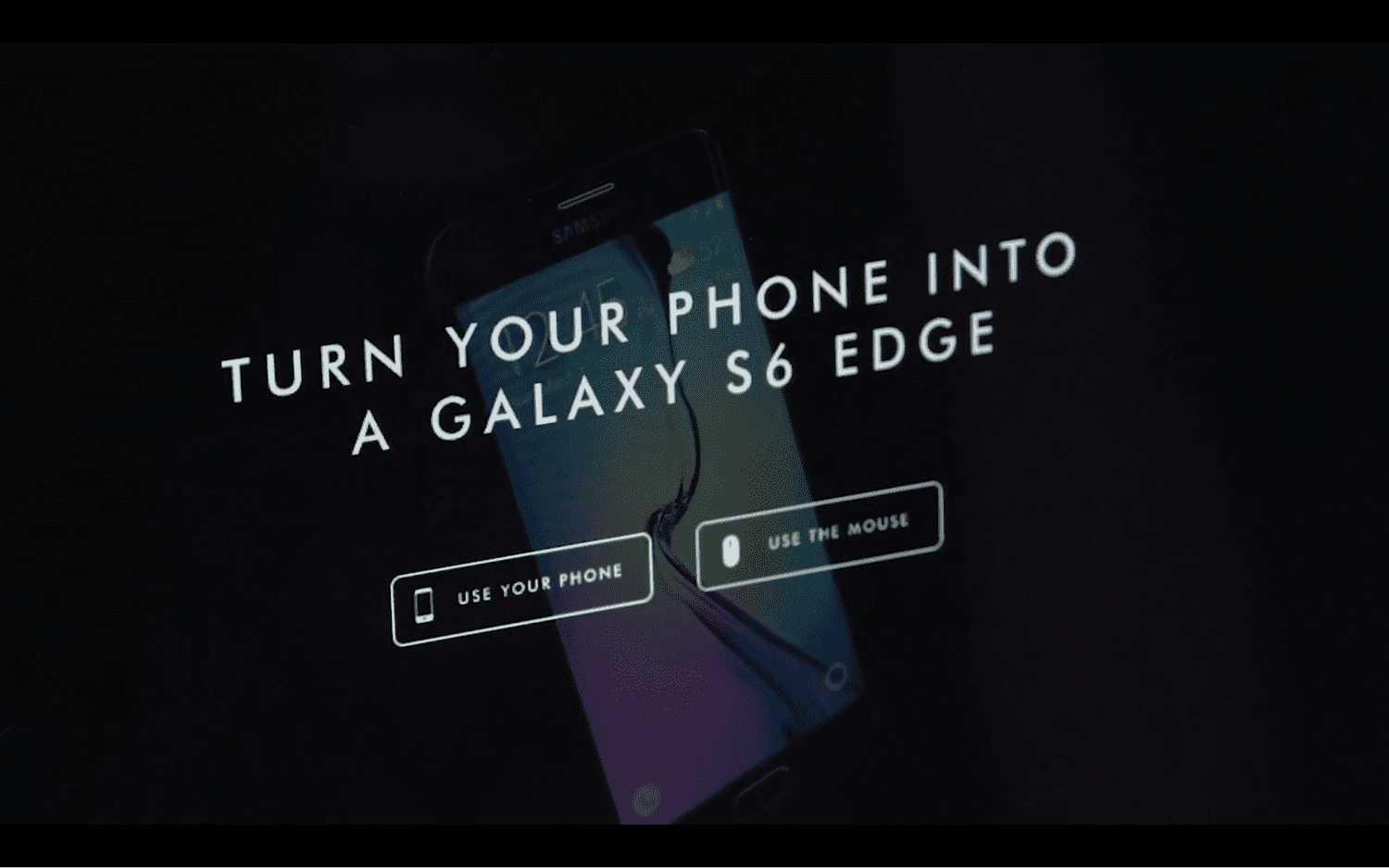 Samsung: Try on a Six
