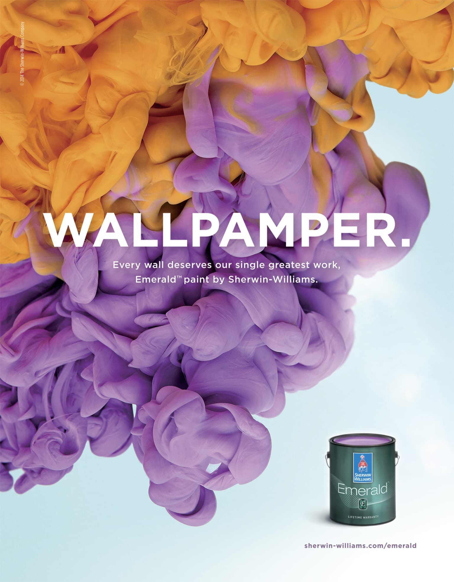 Sherwin-Williams 2015 ads