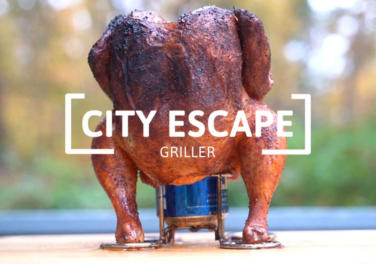 City Escape Griller: YouTube Channel