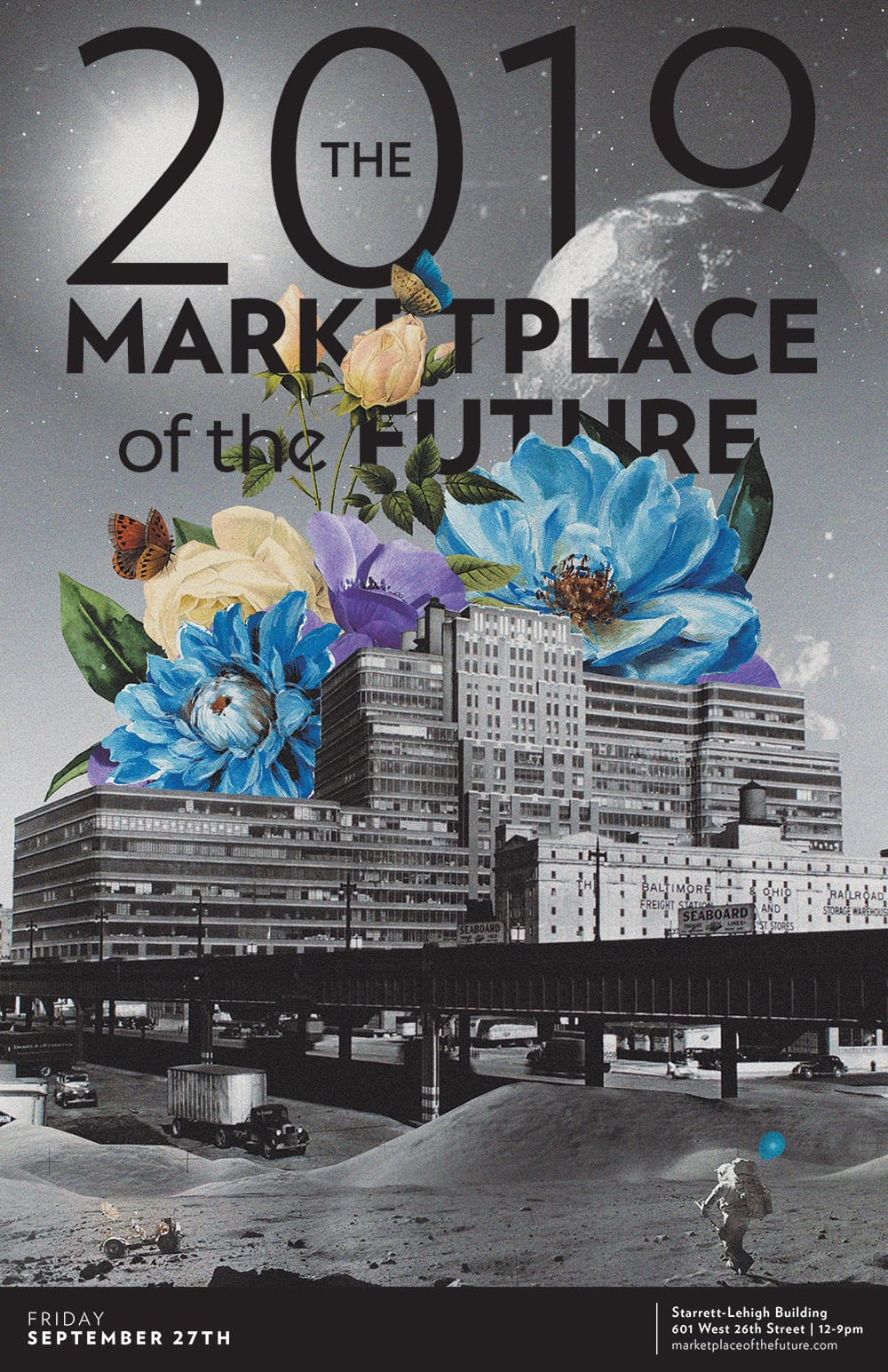 Marketplace of the Future Posters