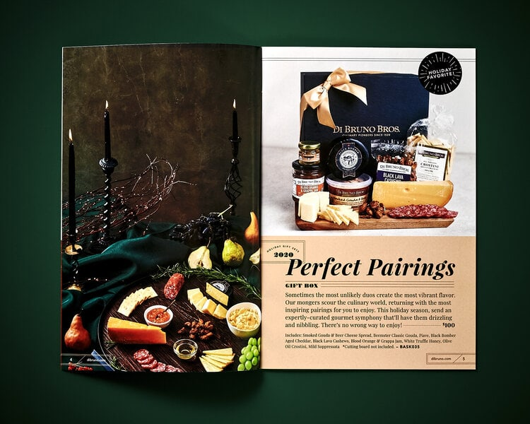 Di Bruno Bros. Holiday Catalog