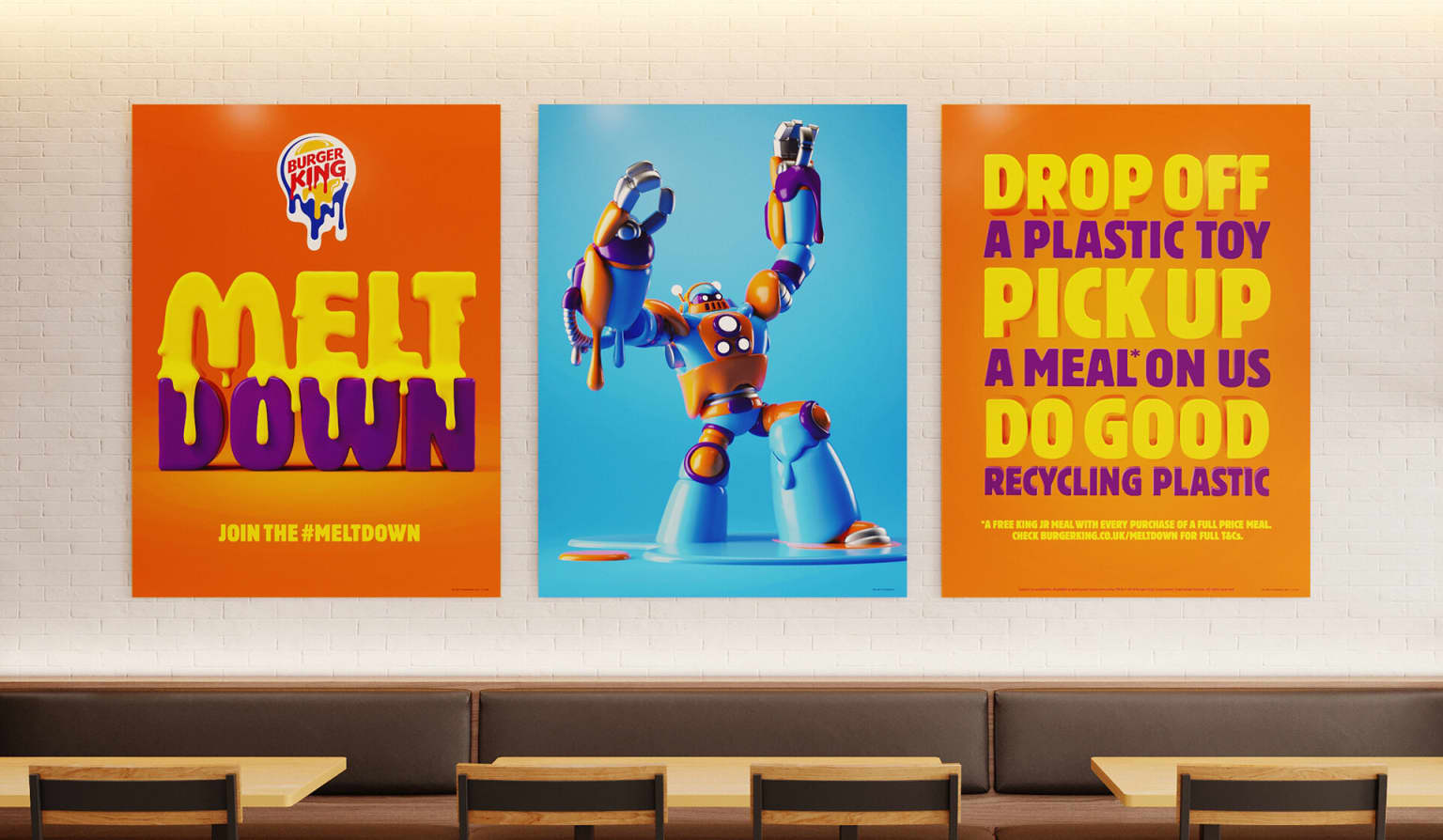 Meltdown — Burger King
