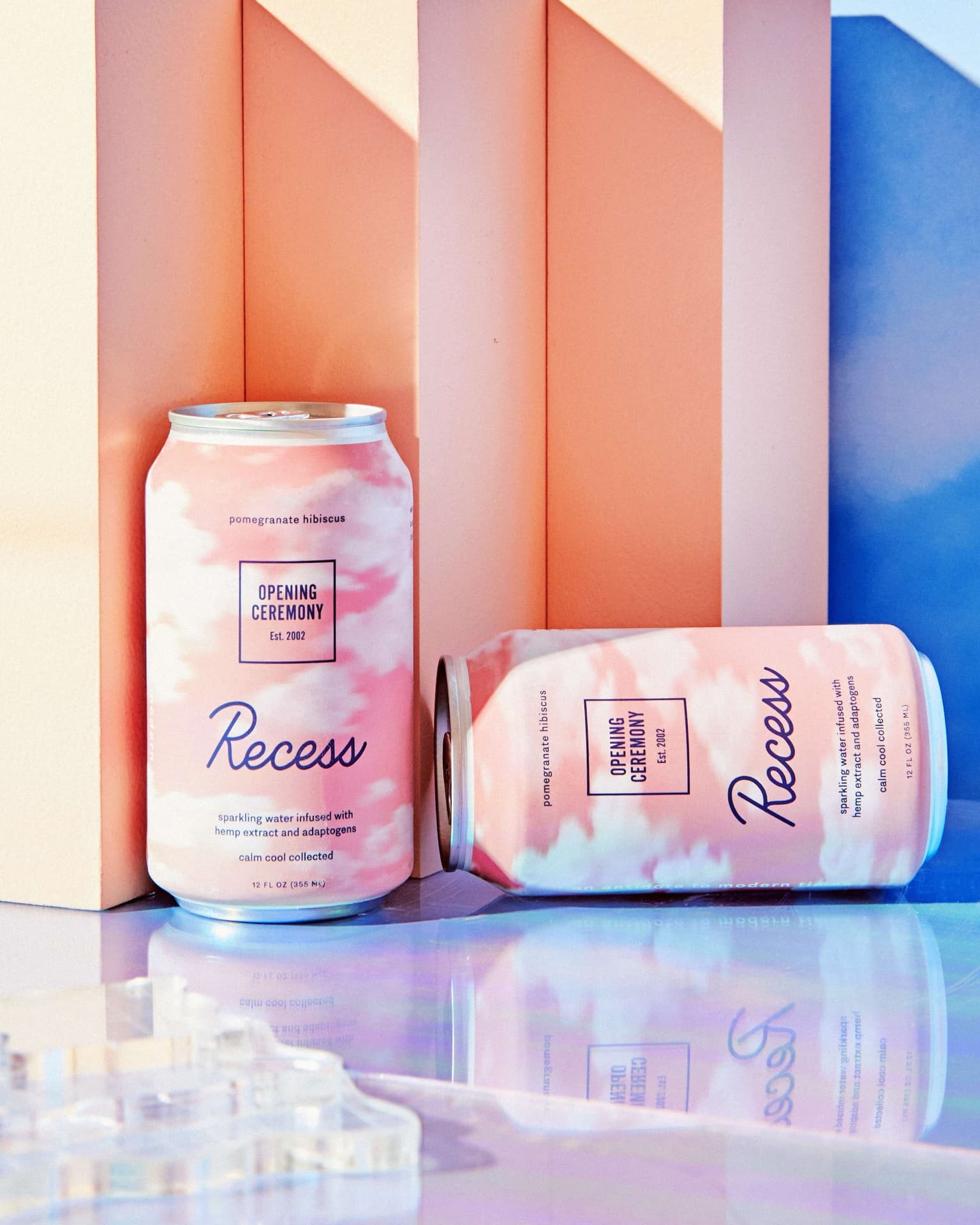 Opening Ceremony X Recess Package Design