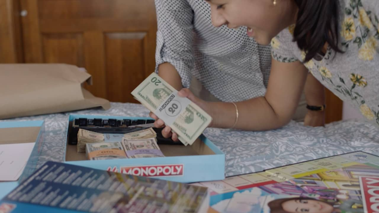 """Hasbro """"MS MONOPOLY"""" launch - a game changer."""