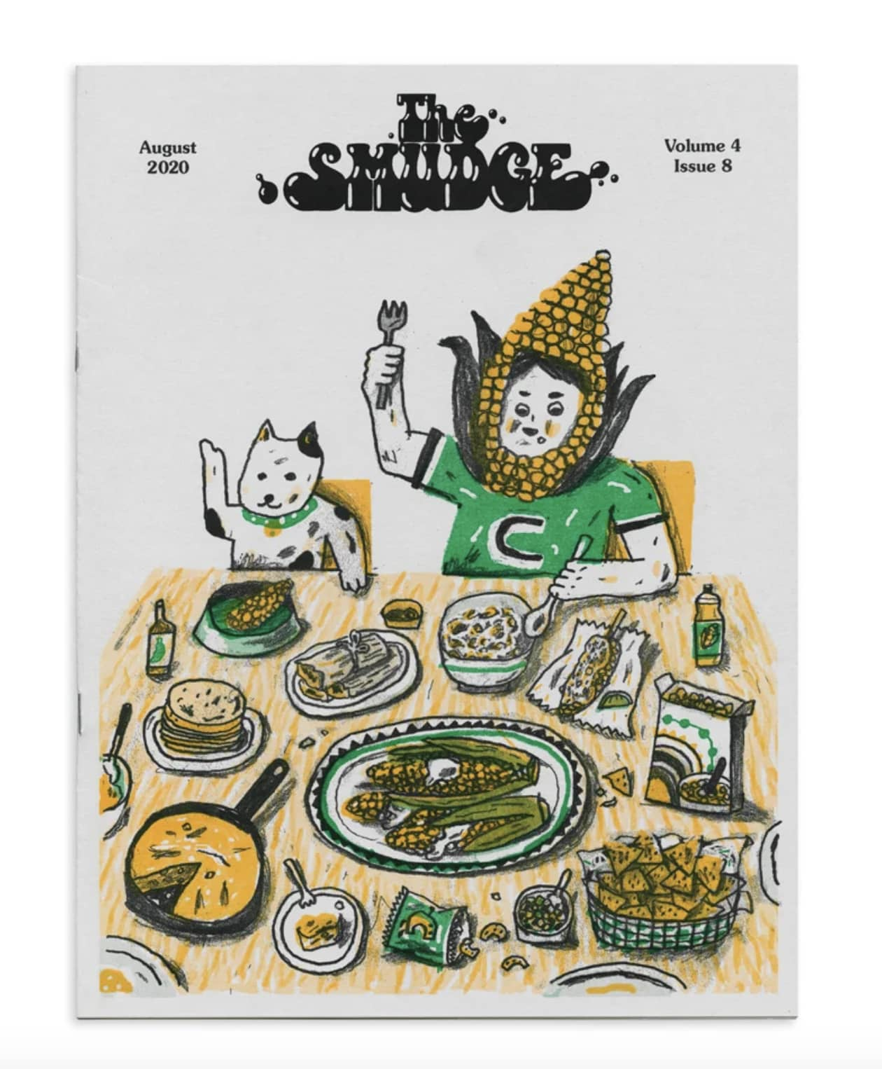 Cover for the Smudge