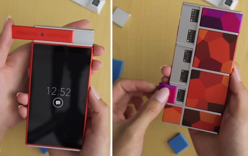 """""""Project ARA"""" - Google Advanced Technology and Projects"""