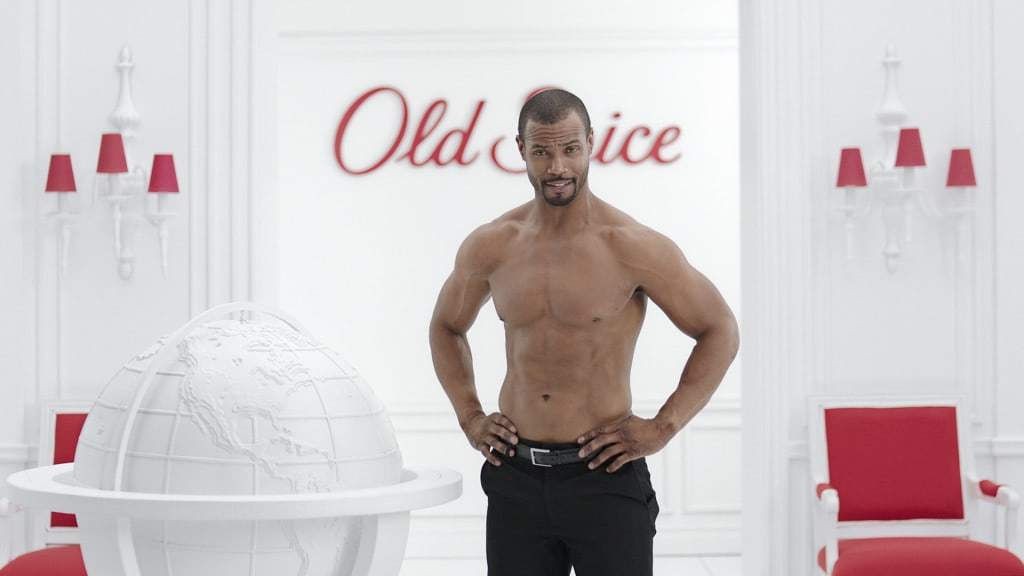 Old Spice Interneterventions