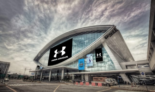 Under Armour: Stephen Curry 2