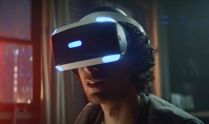 """Playstation VR  """"Two Worlds"""""""