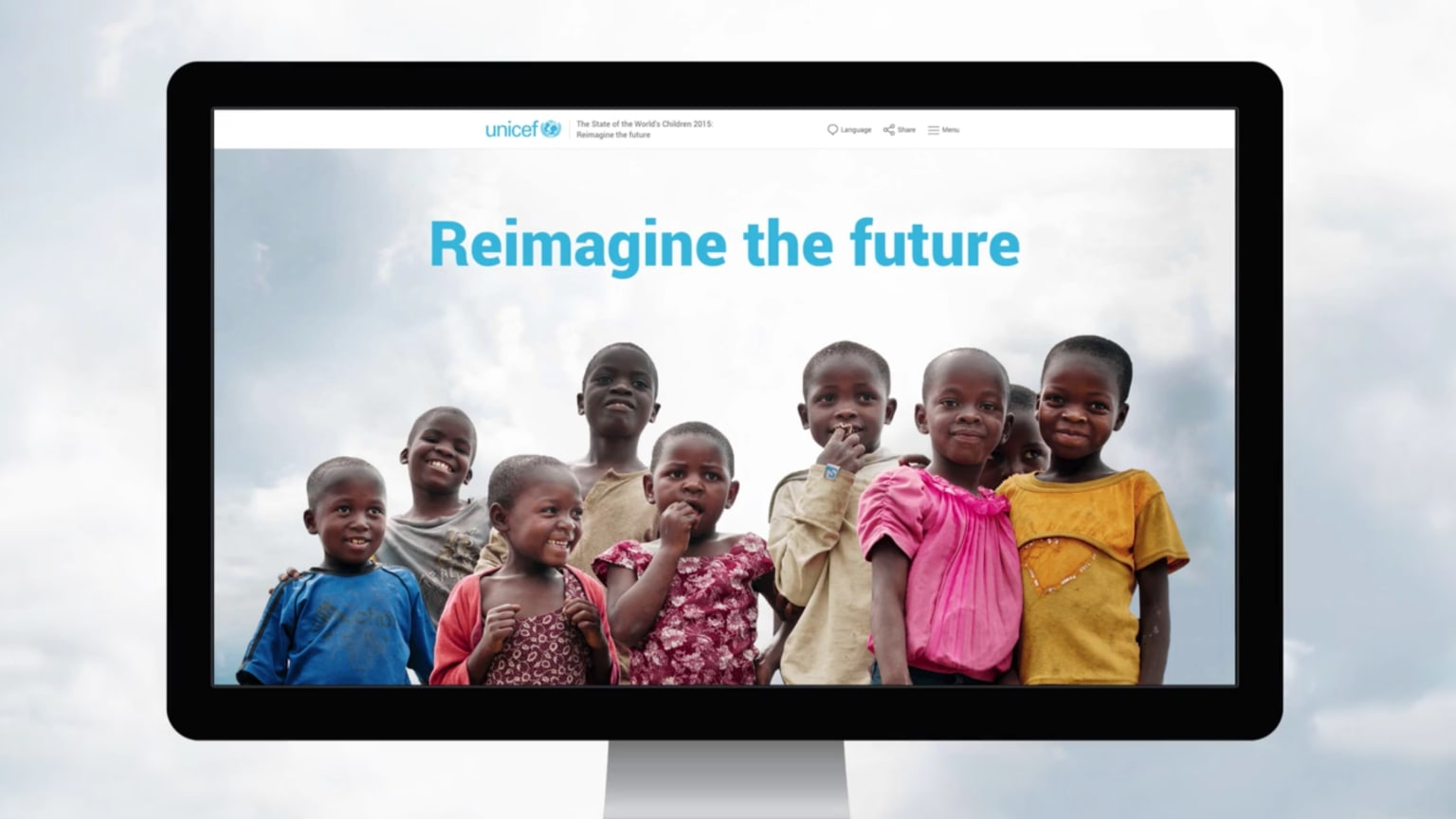 UNICEF: State of the World's Children