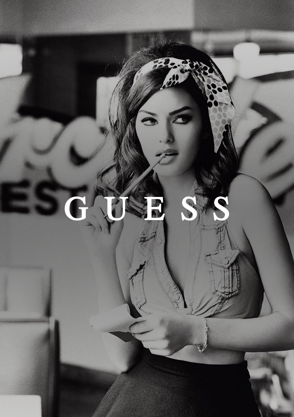 GUESS - Christmas Campaign