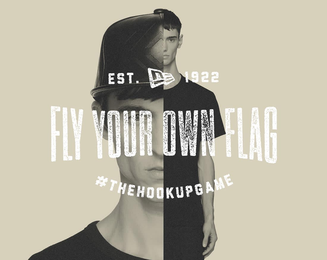 New Era - Fly Your Own Flag