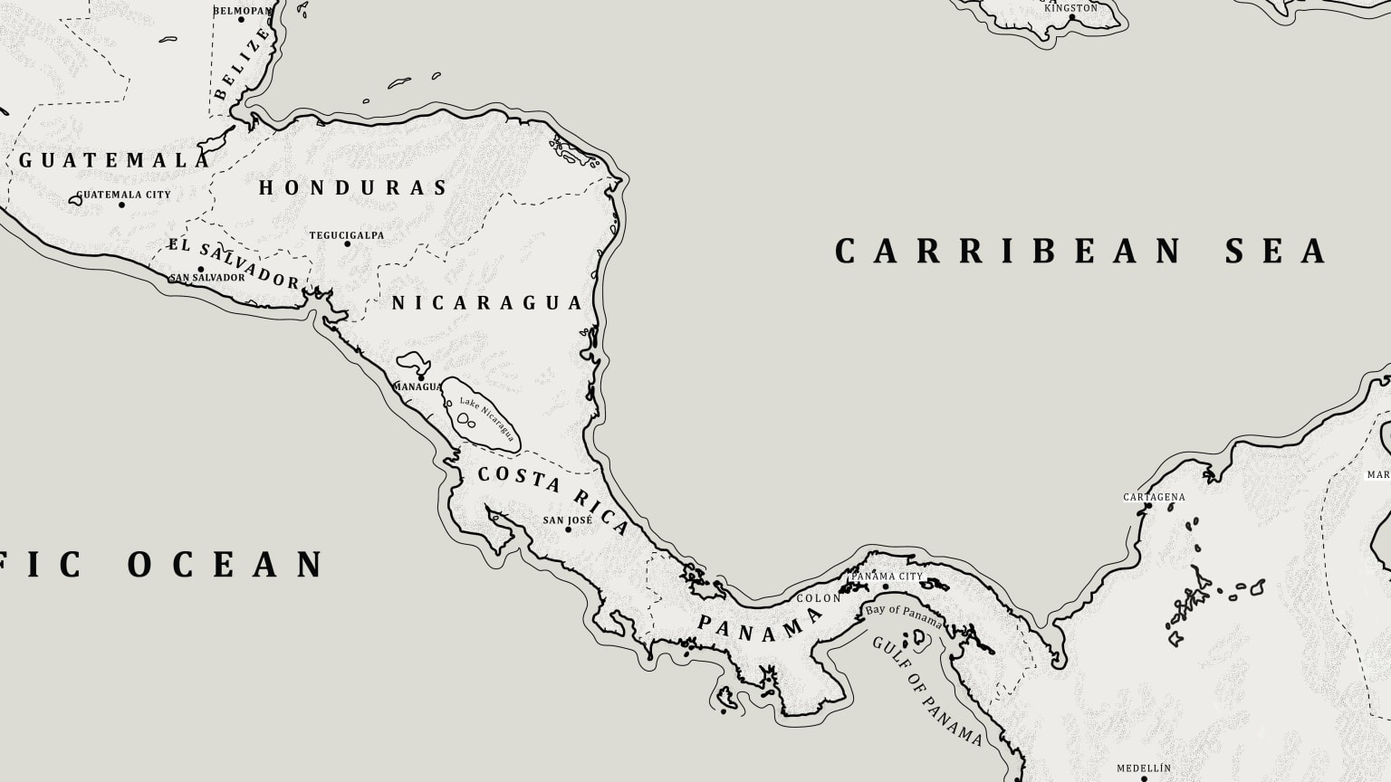 Maps of the Americas