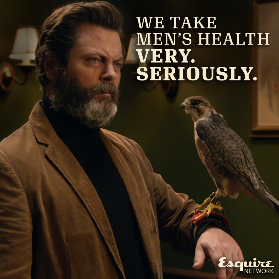 Man Up With Nick Offerman