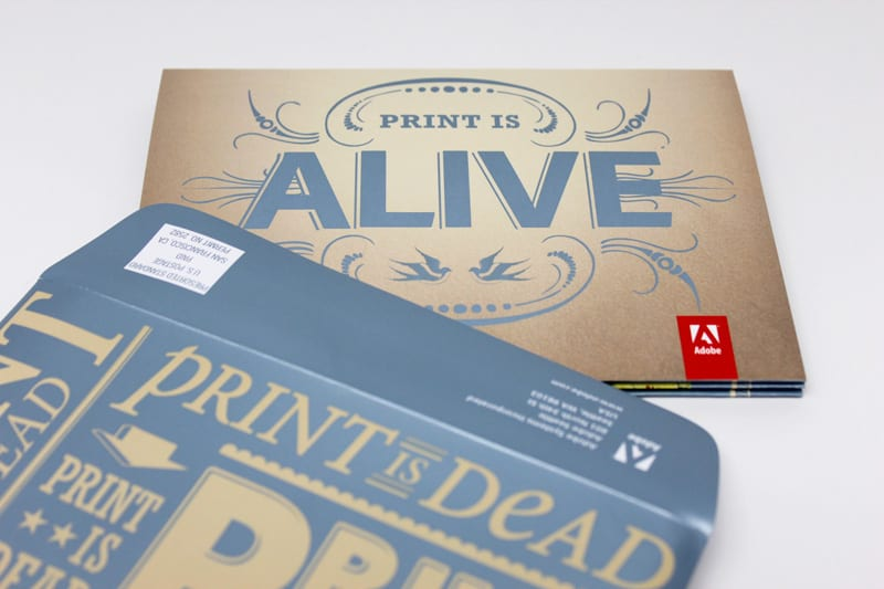 Print is Alive