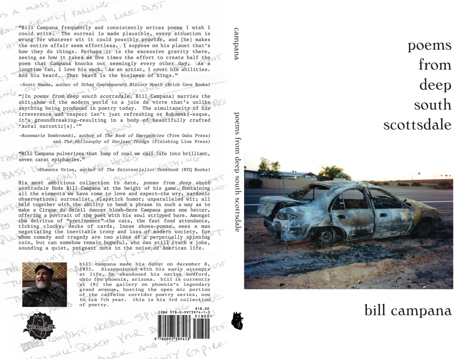 Publication - Poems from Deep South Scottsdale