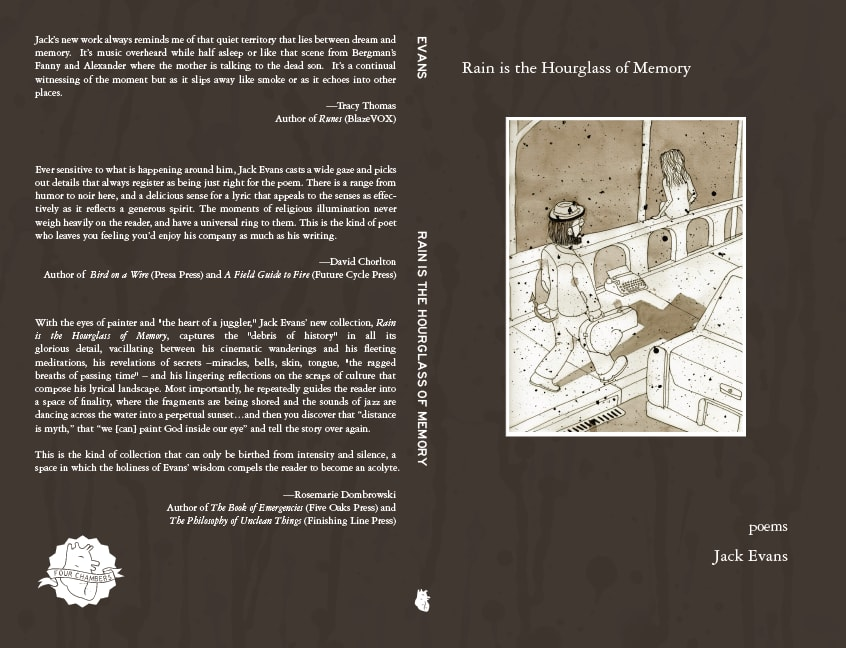 Publication - Rain is the Hourglass of Memory