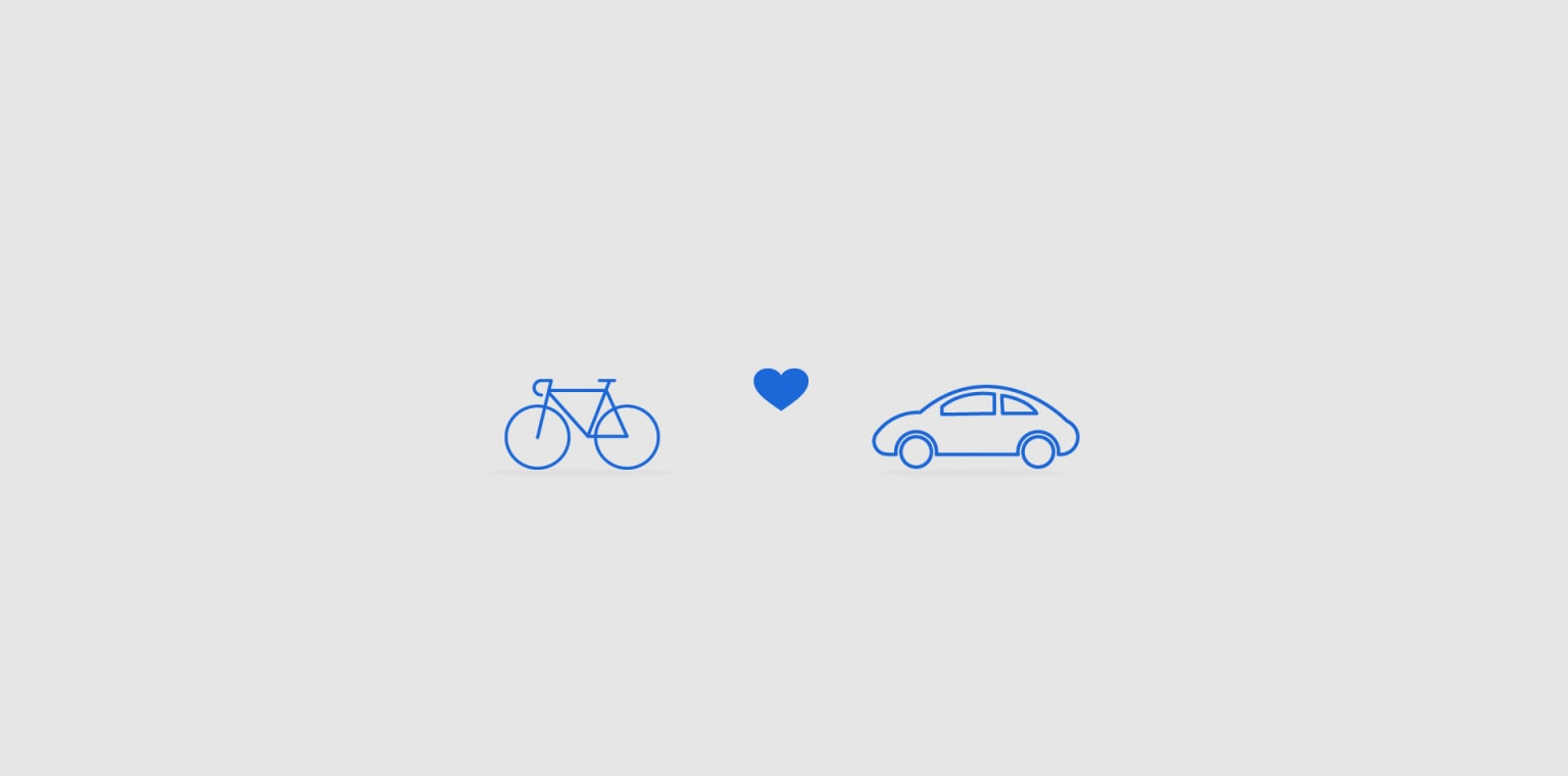 Volkswagen Bike Assist AN APPLICATION THAT CONNECTS CYCLIST AND DRIVERS TO AVOID ACCIDENTS