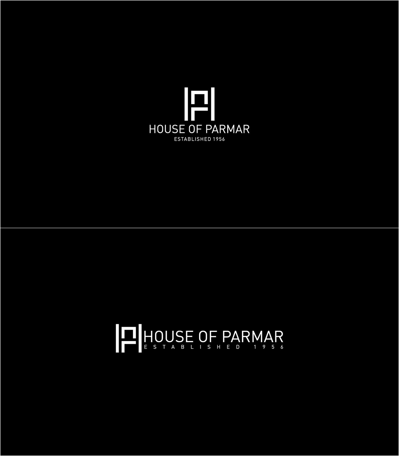 Brand Identity for House of Parmar