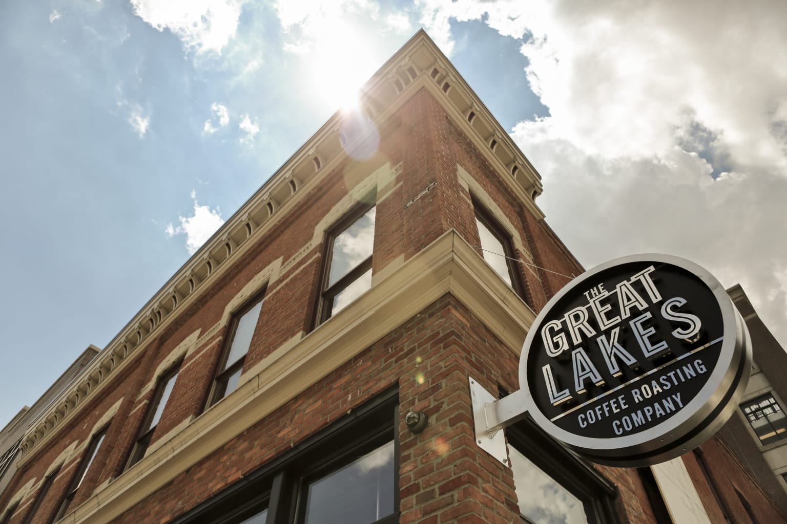 The Great Lakes Coffee Roasting Co. Branding
