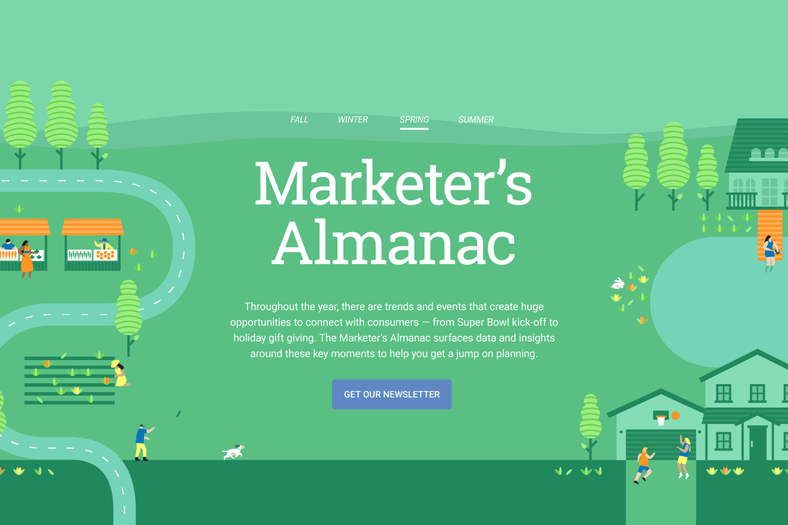 Think with Google — Marketer's Almanac
