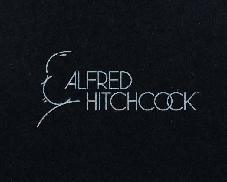 Alfred Hitchcock Identity & Brand Guideline