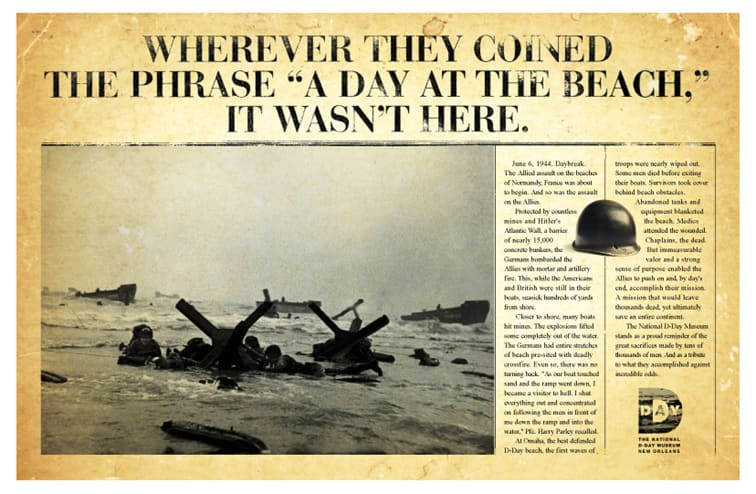 The National D-Day Museum