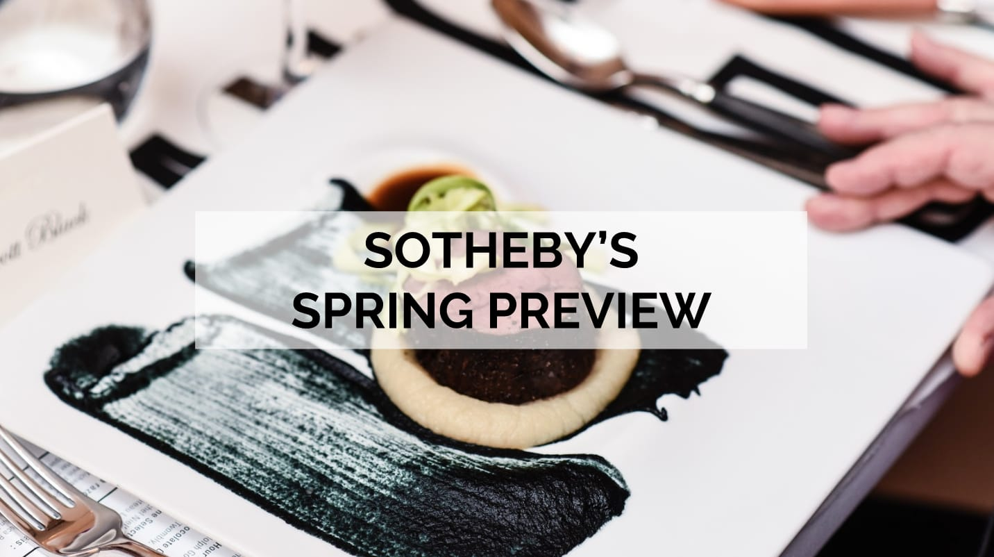 SOTHEBY'S SPRING PREVIEW