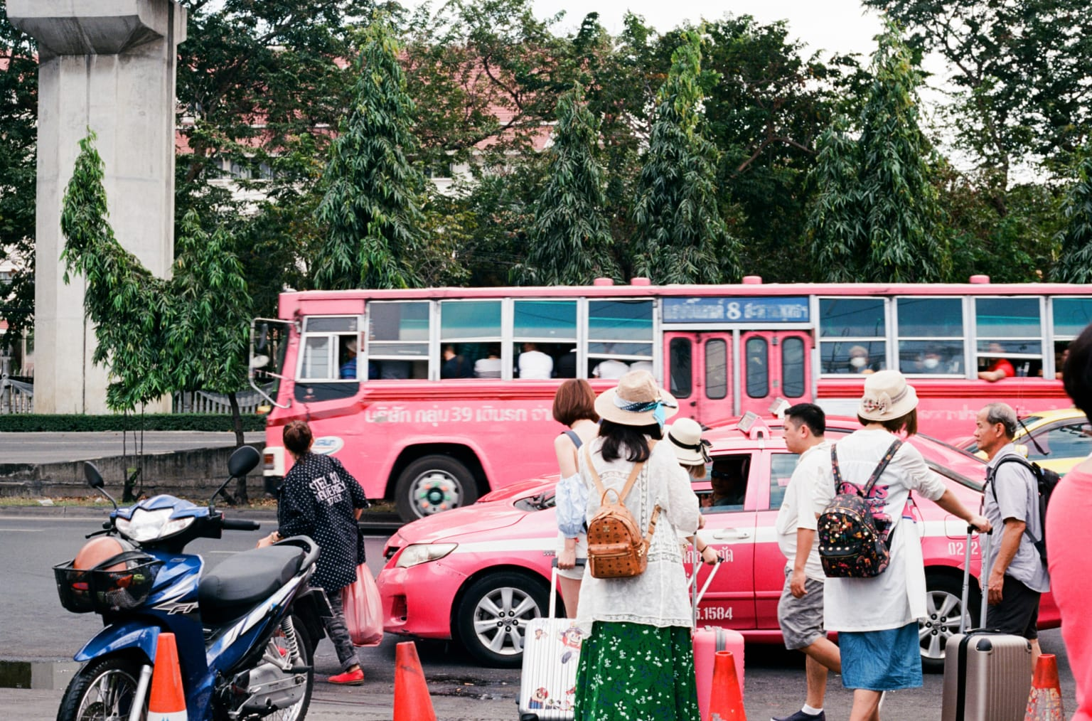 Typical Magazine:  BANGKOK— AS SEEN BY ANDREW CENCI