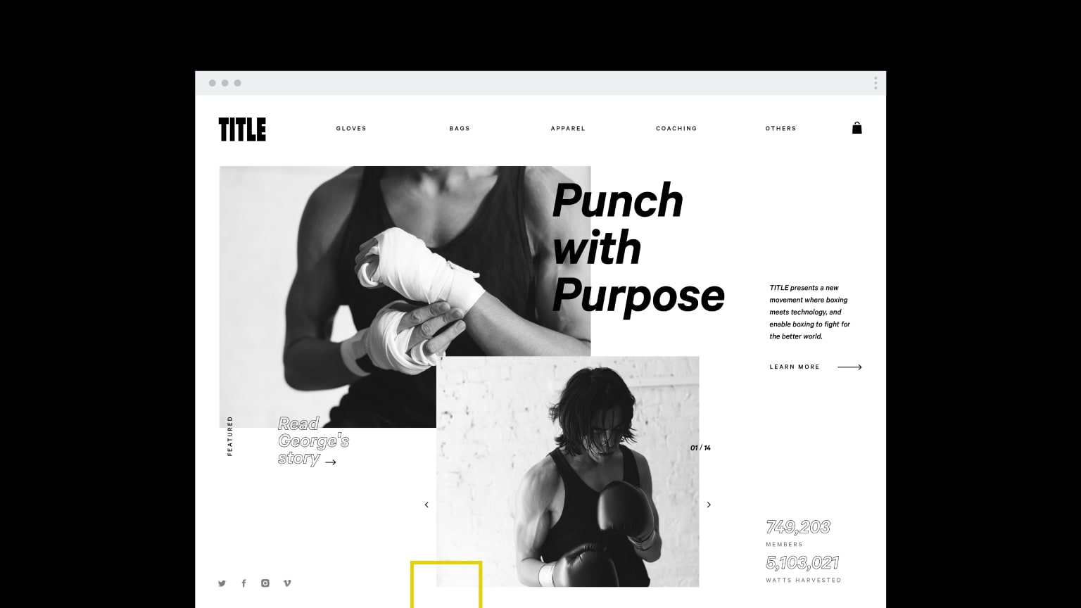 Punch with Purpose